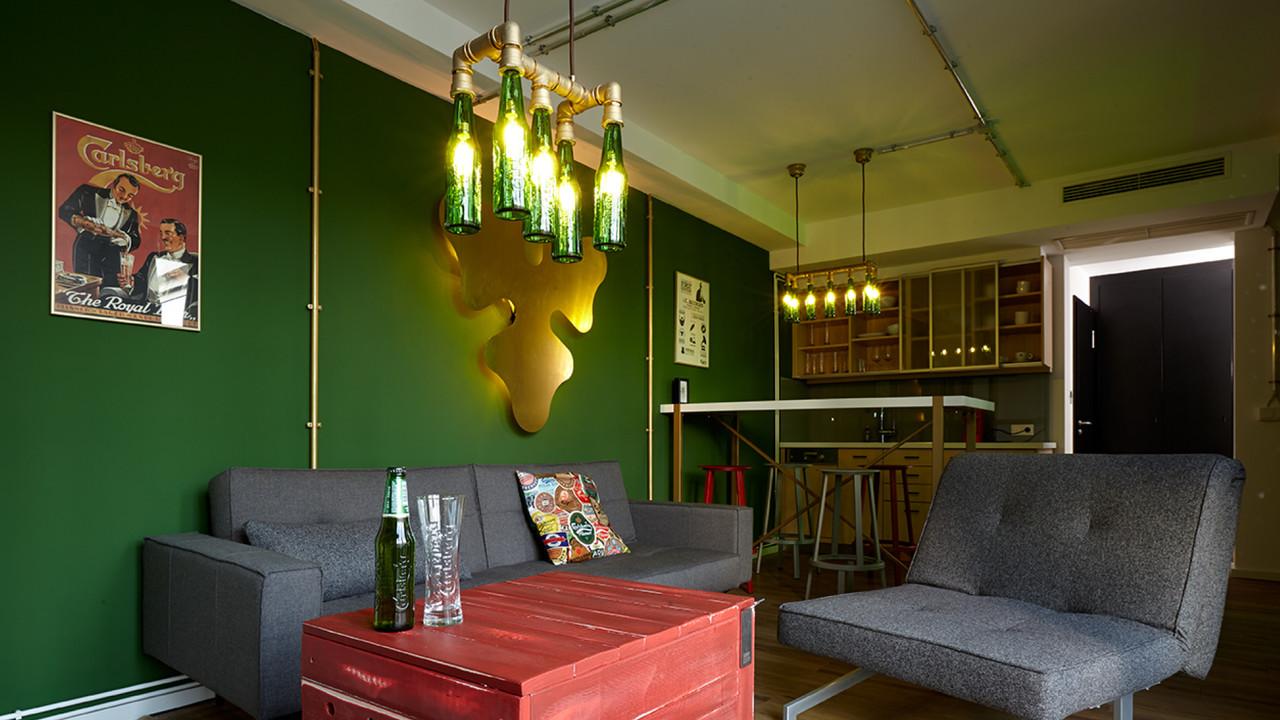 Carlsberg Aktion Exclusive Nightclub