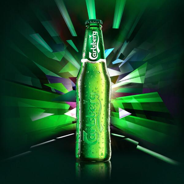 Carlsberg Bier Keyvisual