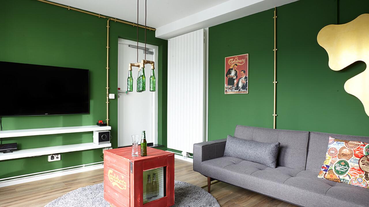 Carlsberg Aktion Lounge