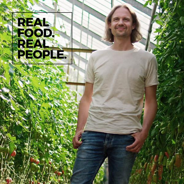 Stadtsalat Social Posting Tom Real food. Real people.