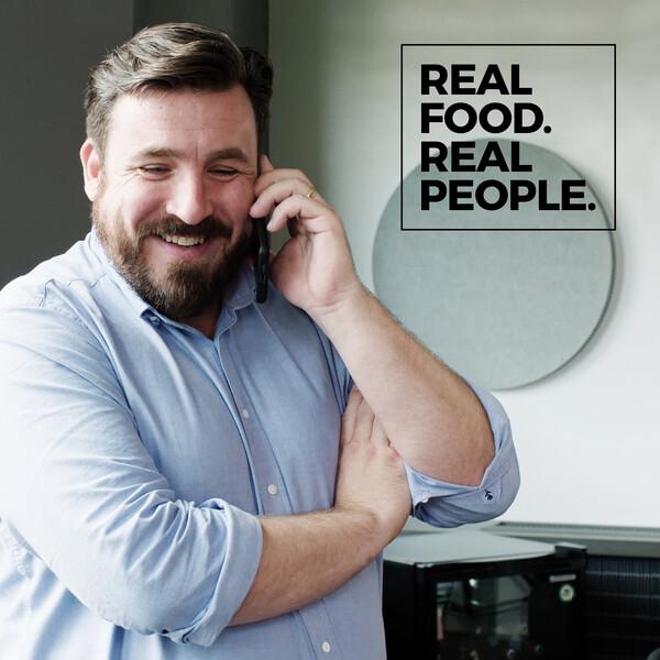 Stadtsalat Social Posting Markus Real food. Real people.