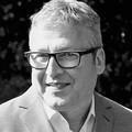 schwarz-weiß Portraitfoto Karsten Werner