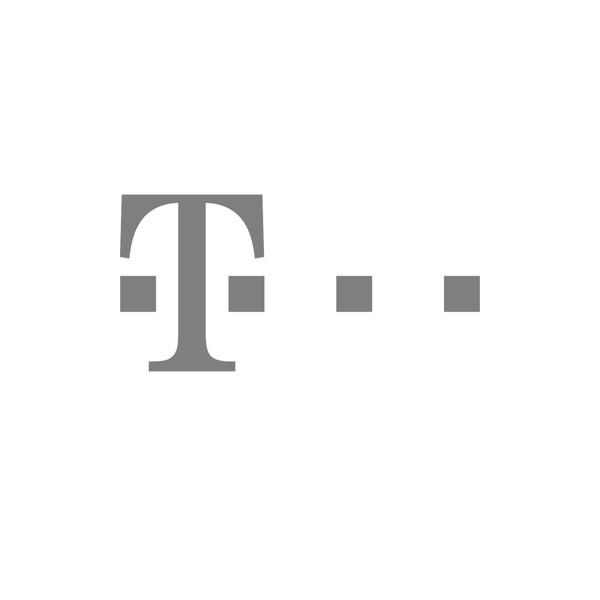 Telekom Logo grau