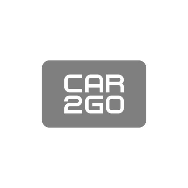 car2go Logo grau