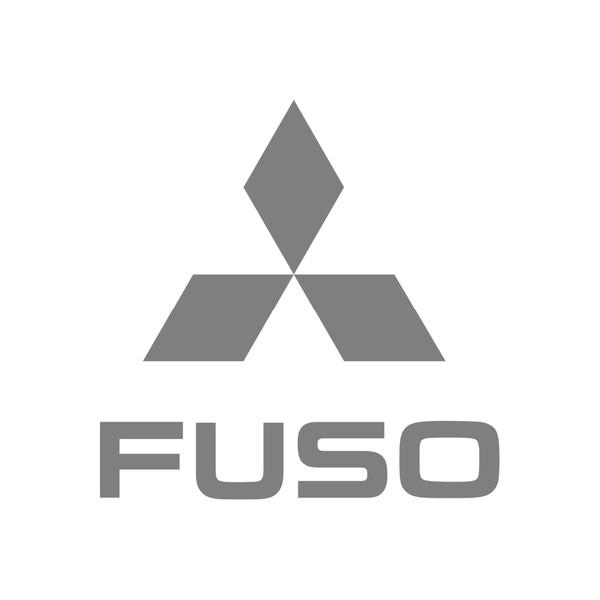 FUSO Logo grau