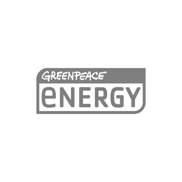 greenpeace Logo grau